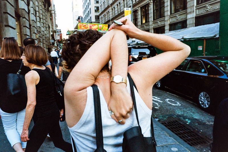 NYC Street Photography By Jorge Garcia