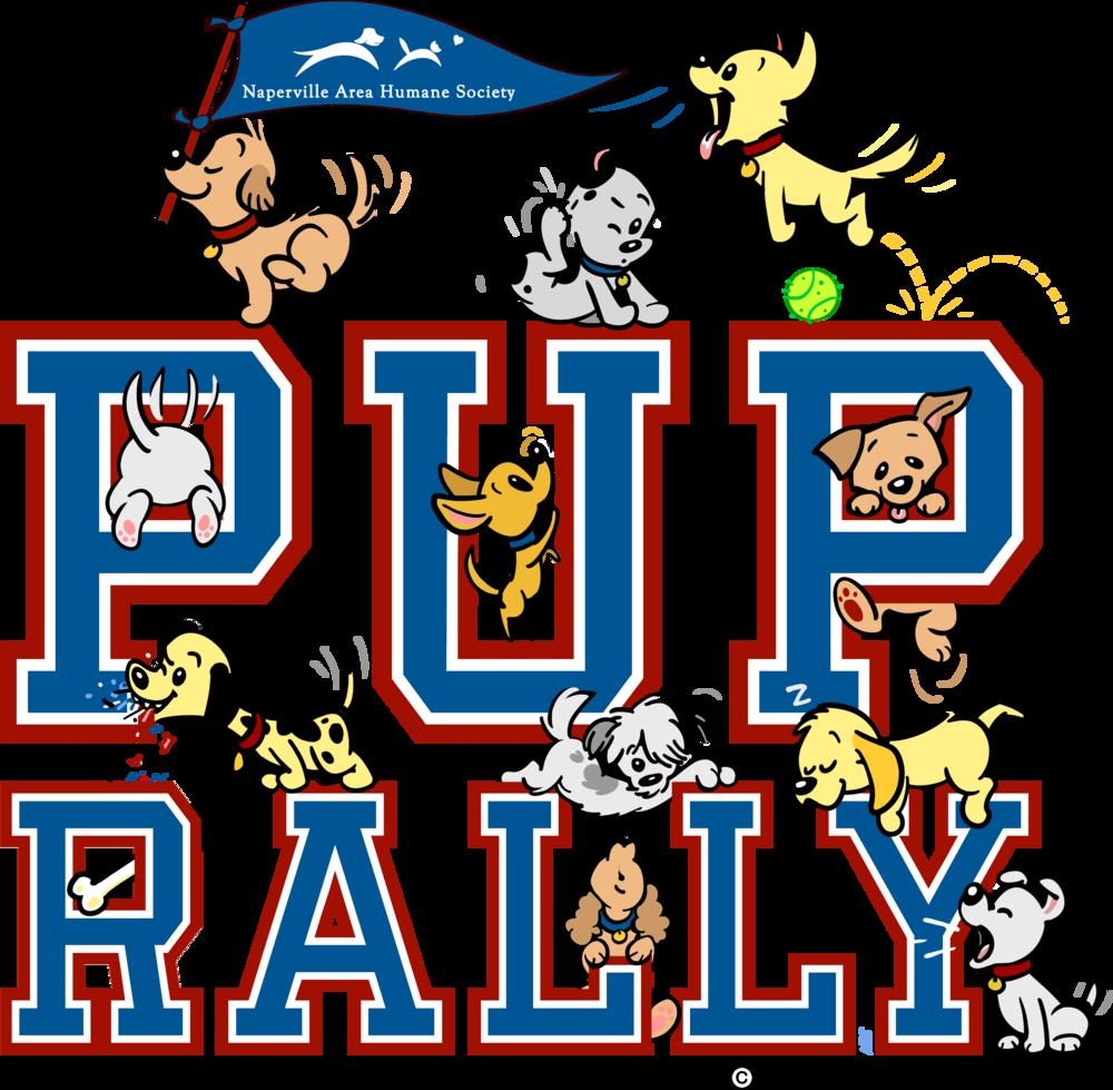 pup-rally