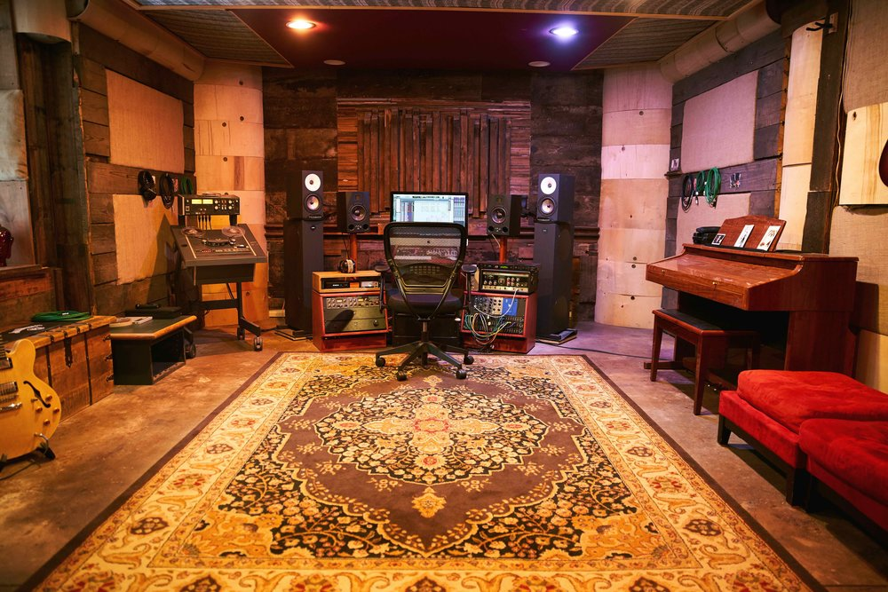 Mixing Philadelphia Recording