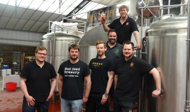 Brewery Members