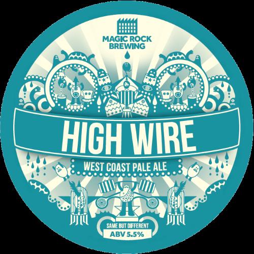 Magic Rock High Wire IPA