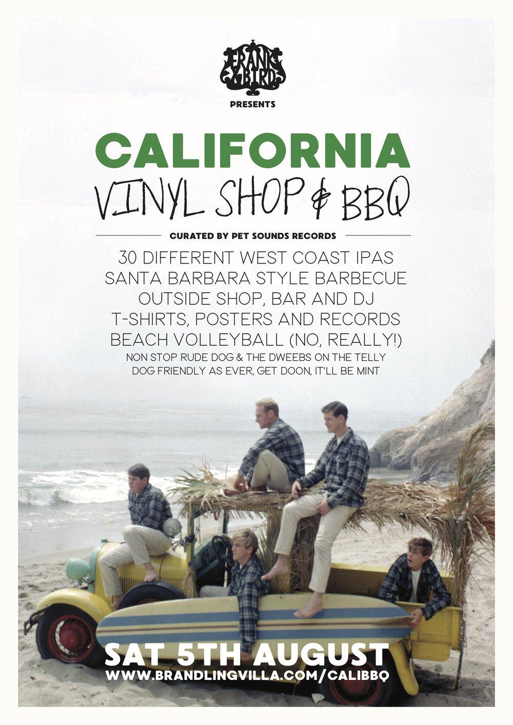 Californian Barbecue