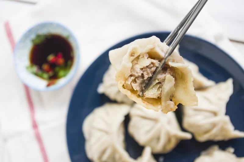 Nan Bei's Famous Pork & Cabbage Jiaoza