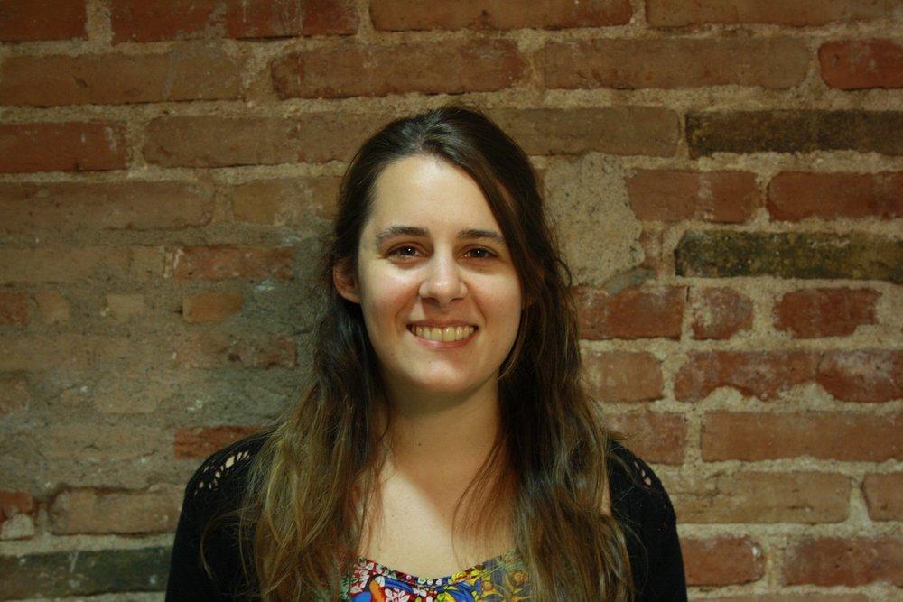 Luchi García - Co-lider de recolecta (Buenos Aires)