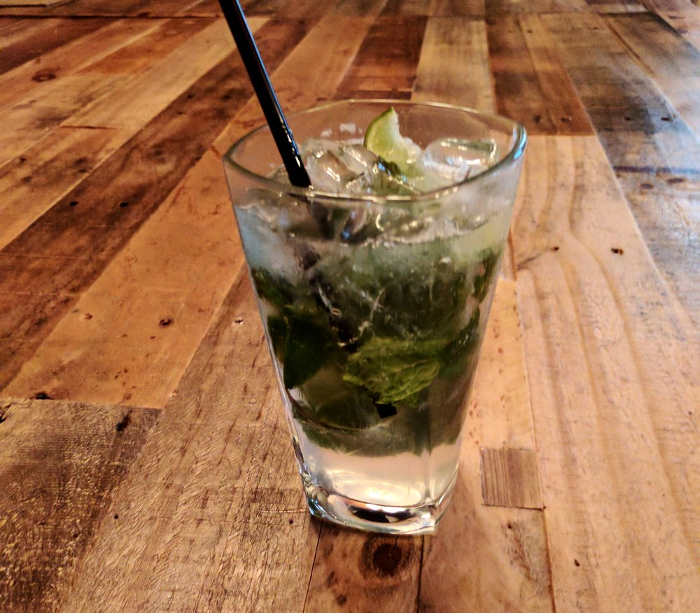 MOJITO MONDAY - Enjoy Half Price Mojitos & Flatbreads