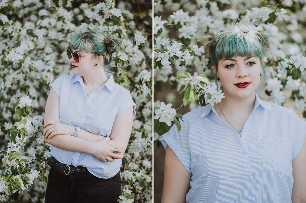 Fun Portrait Session With Spring Flowers 02.jpg