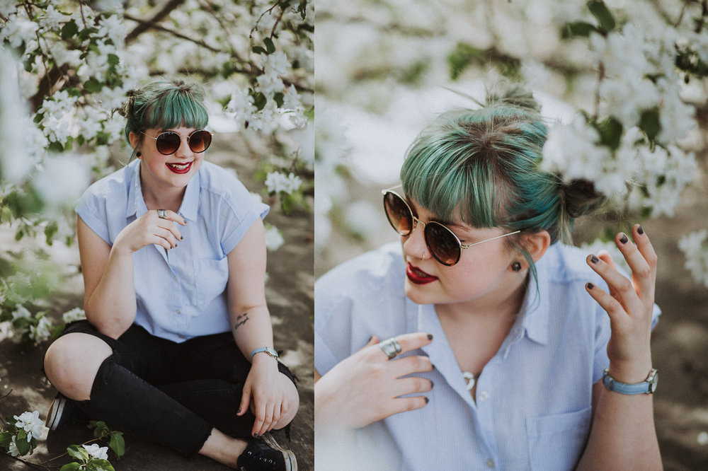 Fun Portrait Session With Spring Flowers 03.jpg