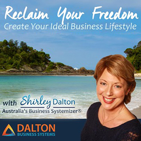 Reclaim Your Freedom with Shirley Dalton