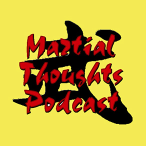 Martial Thoughts Podcast with Jared Wilson