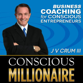 Conscious Millionaire with JV Crum III