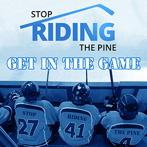 Stop Riding the Pine, Get in the game with Jaime Jay
