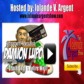 Damion Lupo on the Iolande Argent Show