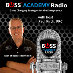 Boss Academy with Paul Kitch