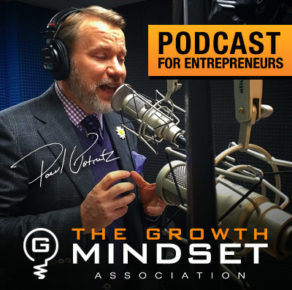 The Growth Mindset with Paul Potratz