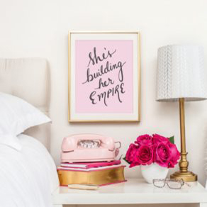 She's building her empire with Stacy Tuschl