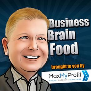 Business Brain Food with Ben Fewtrell
