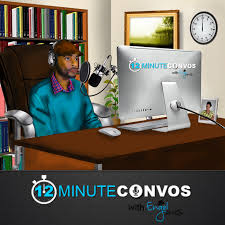 Twelve Minute Conversations with Engel Jones