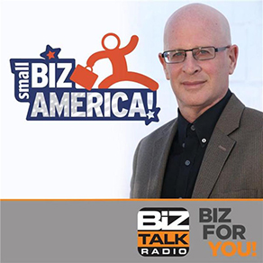 Small Biz Talk Radio with David Wolf