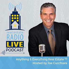 Real Estate Radio Live with Joe Cucchiara