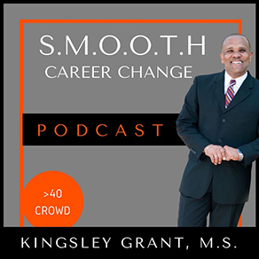 Smooth Career Change with Kingsley Grant