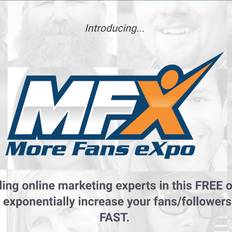 More Fans Expo - Dan Perryman