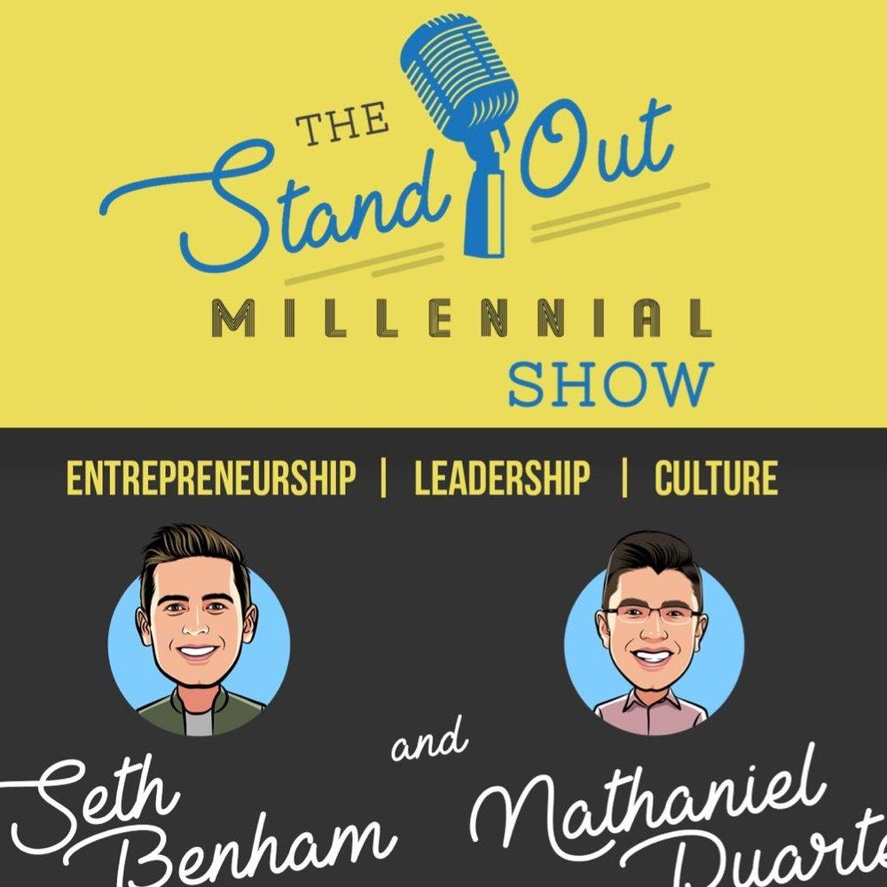 Stand Out Millennial - Seth Benham & Nathaniel Duarte