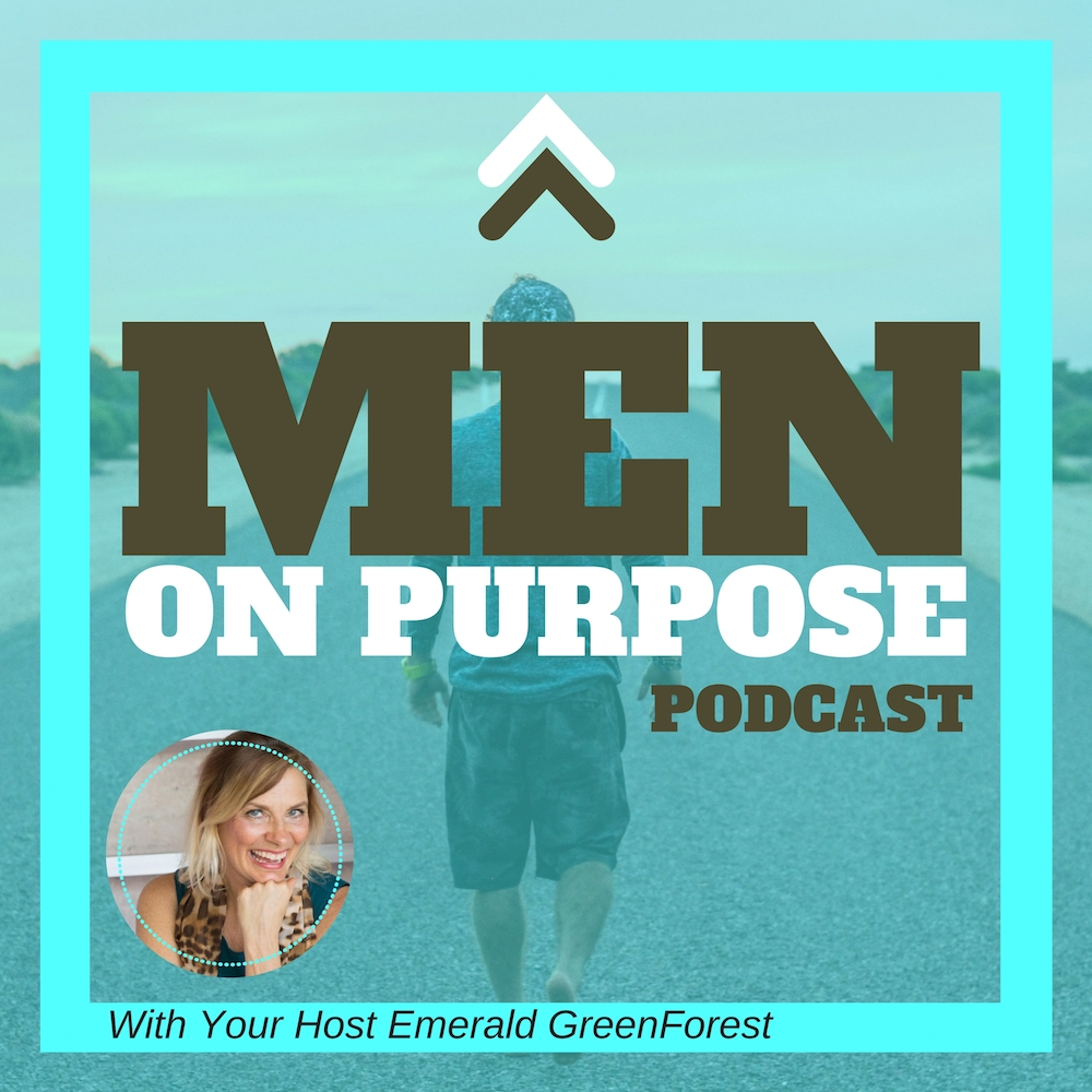 Men on Purpose - Emerald GreenForest