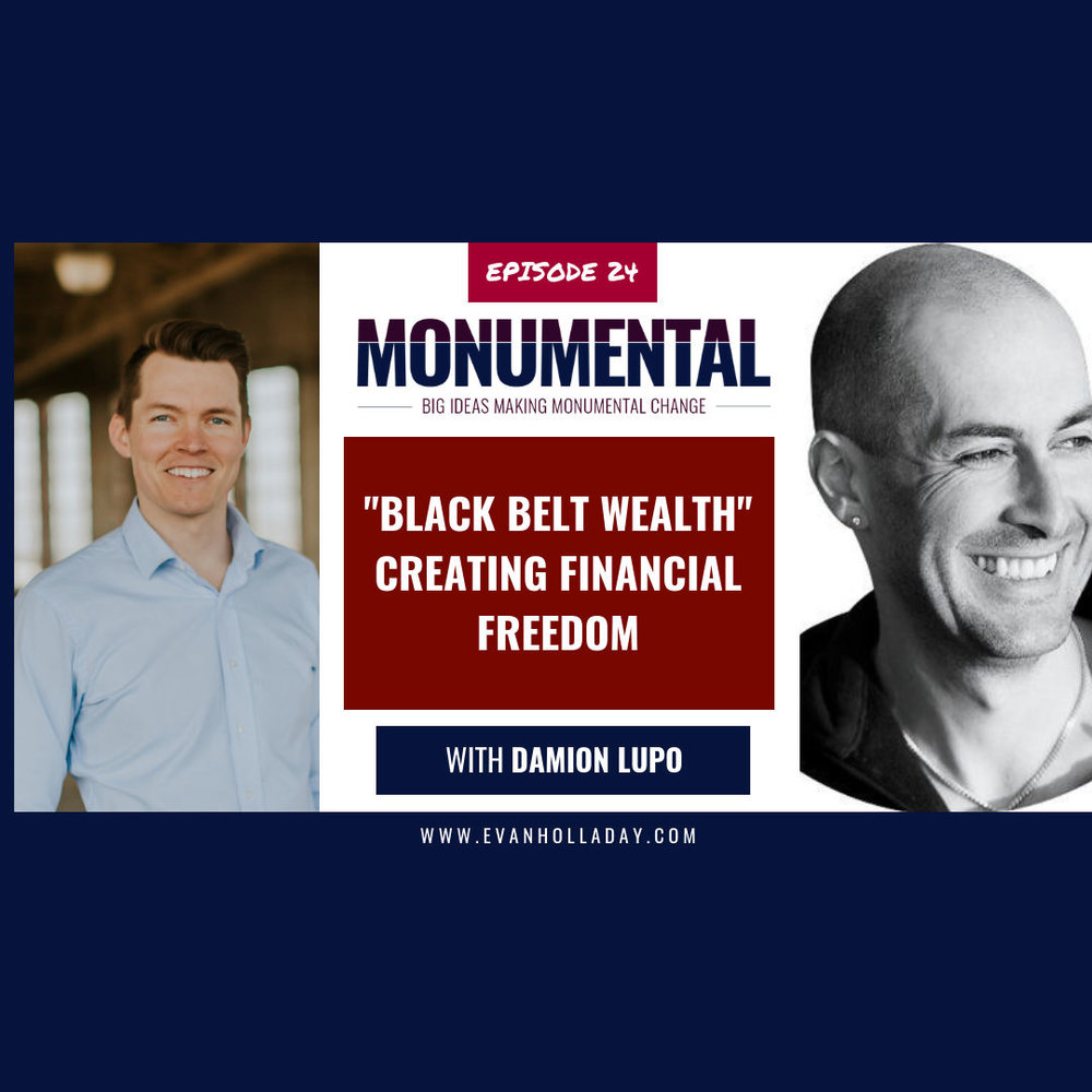 Monumental Podcast - Evan Holladay