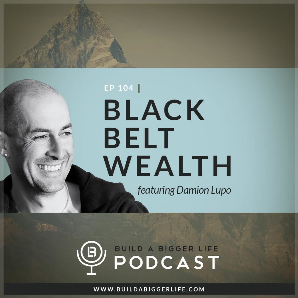Build a Bigger Life - Adam Carroll