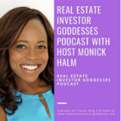 Real Estate Investor Goddesses - Monick Halm