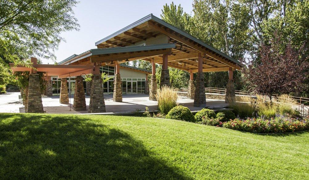 Barber Park Events Center