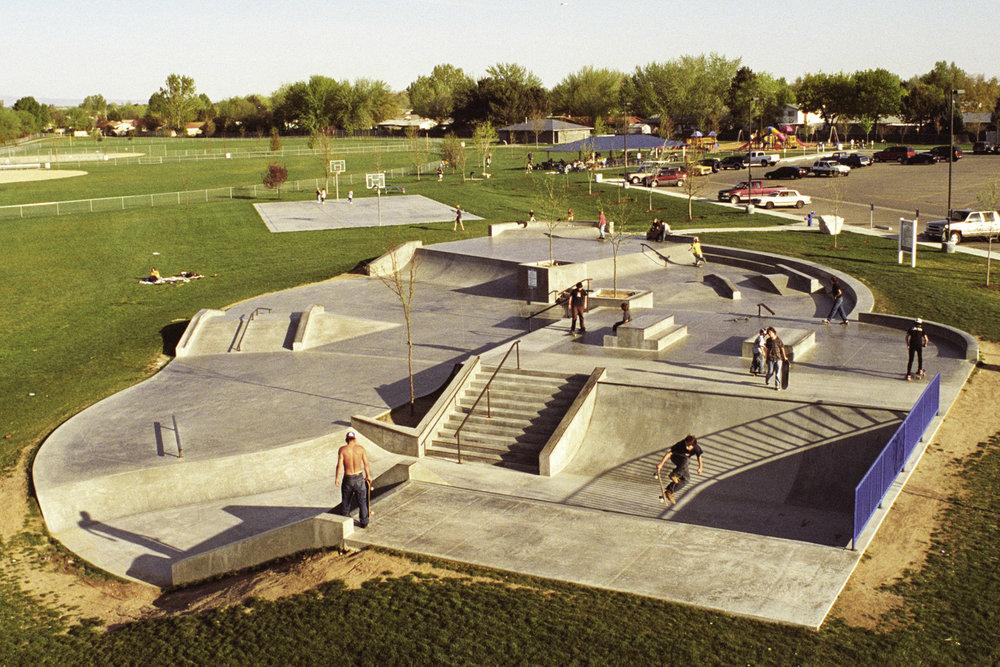 Tully Skate Park
