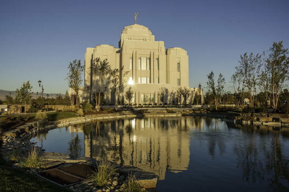 LDS Temple | Meridian, Idaho