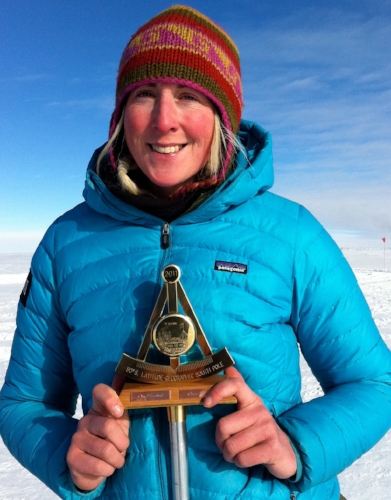 Hannah McKeand - With over 12 years of experience in the polar world, my goal is to share not only my ideas, but the broad range of options that are available to you on almost every topic and decision.