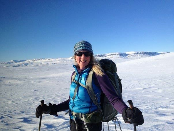 Hannah McKeand - Guiding Kungsleden 2019 is Polar Expedition Training founder Hannah McKeand. Highly experienced and full of stories, Hannah intends this trip to be fun and rewarding.