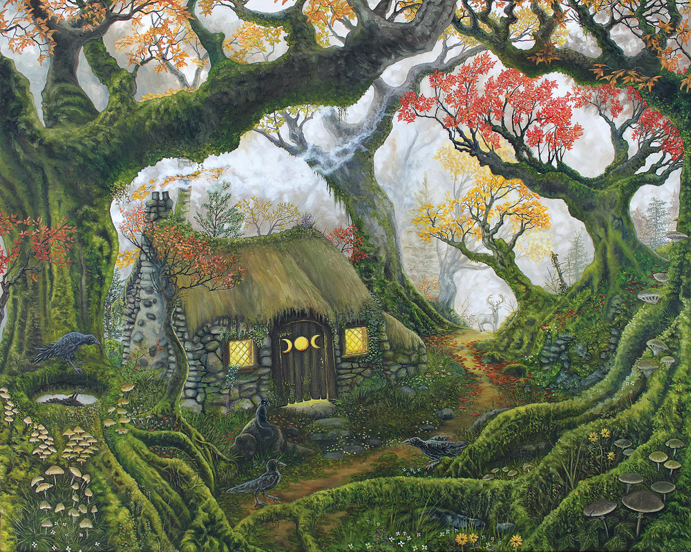 Witch's Hut