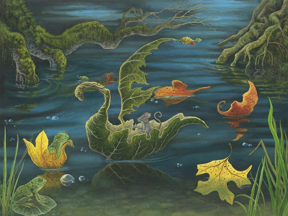 Leaf Voyage