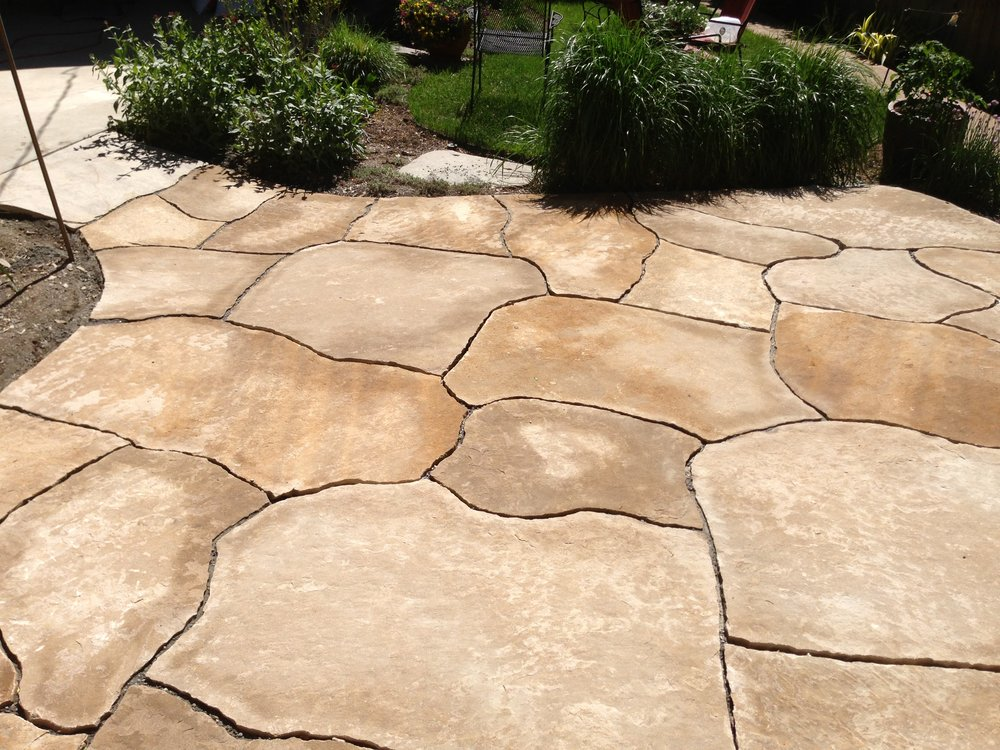 flagstone path | flagstone longmont