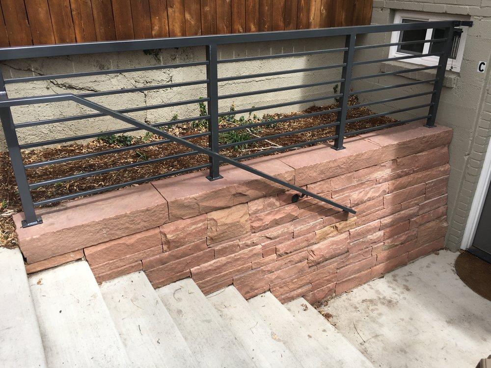 landscape retaining wall | colorado stone longmont