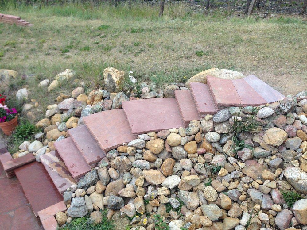 custom stairs | stone masonry