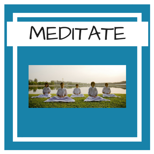 3. MEDITATE - Begin a practice of daily meditation specifically focused on the achievement of your goal. Connect with this goal in such a way that you can touch it, taste it, smell it, and feel it. By creating an emotional attachment to this outcome, you are increasing the importance of the why (as mentioned in #2).An added bonus of meditation, is that we become more aware of our thoughts - this is very helpful in being able to challenge secondary thoughts of inaction.