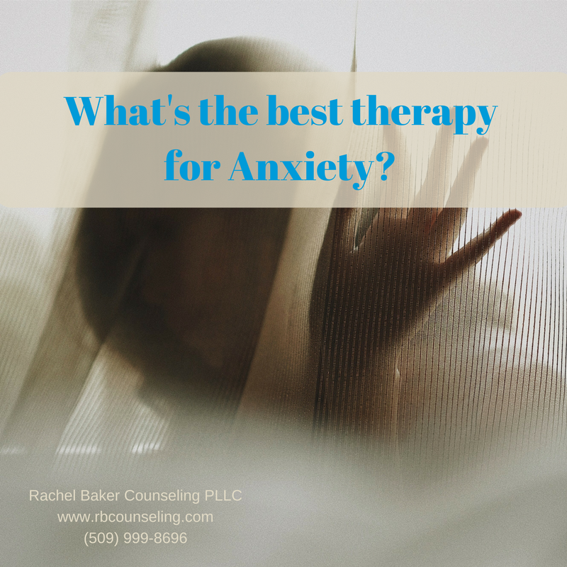 Best treatments for Anxiety: Cognitive Behavioral Therapy (CBT) - Mindfulness Based Stress Reduction (MBSR)