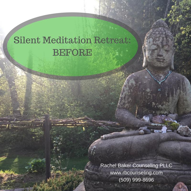 Meditation Retreat: Mindfulness to Reduce Anxiety