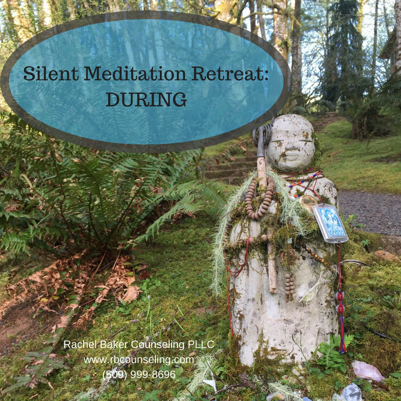 Meditation Retreat - During