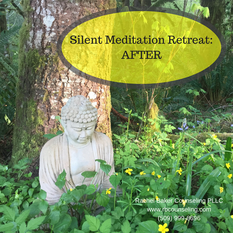 Mindfulness Retreat - Anxiety Therapy Spokane