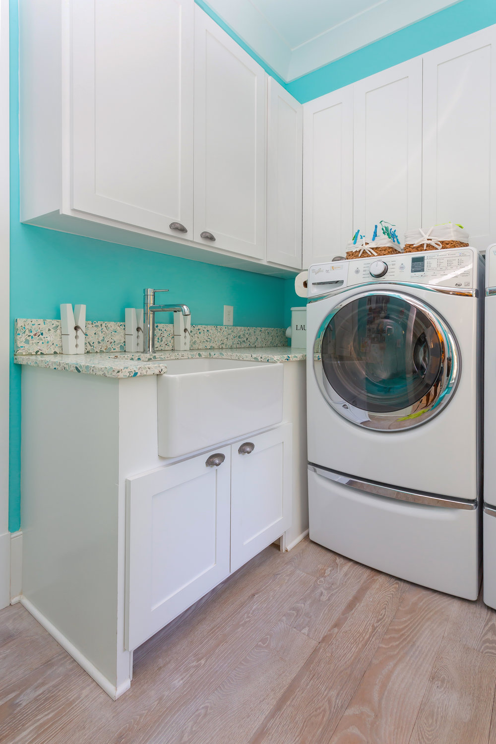 Forest Trail Laundry Room