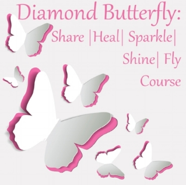Free COURSE - In development for over a year as an accompaniment for the devotional DIAMOND BUTTERFLY: SHARE HEAL SPARKLE SHINE FLY. The resurrected (thank you, Tarana Burke) #MeToo social media campaign to raise awareness of sexual assault against women showed me this is a much needed resource, that can't be placed on the back burner, anymore.