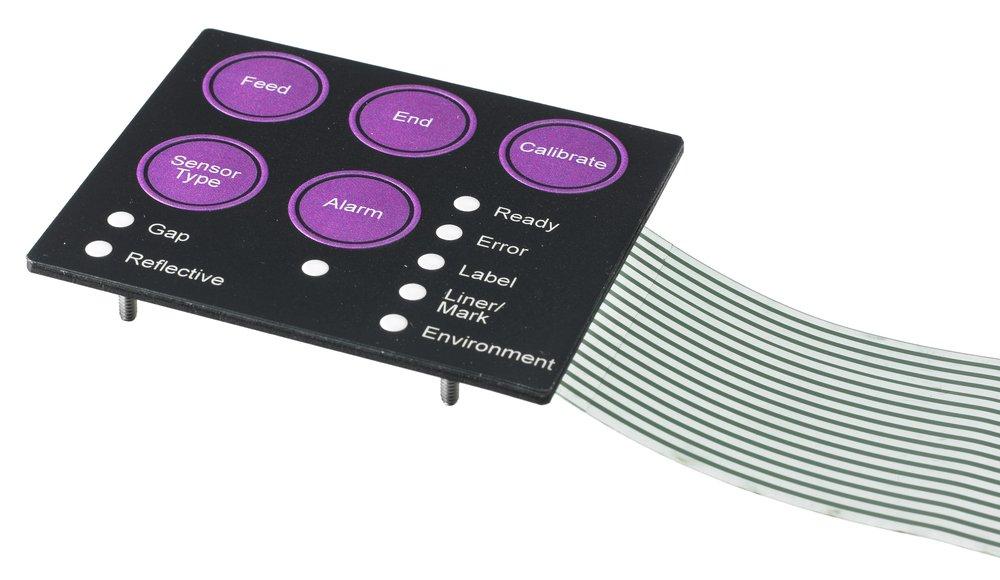 Membrane Switch 06