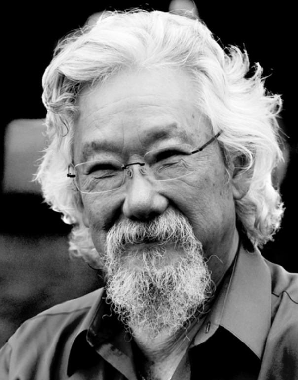 Dr. David Suzuki - Professor, Author, Host of TV SERIESThe Nature of Things