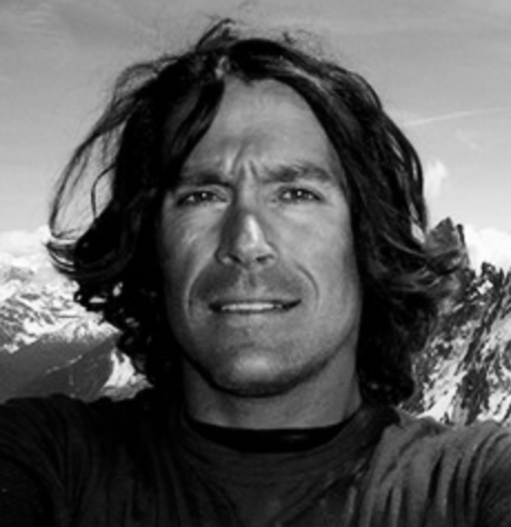 Jeremy Jones - Pro snowboarder, founder ofProtect Our Winters
